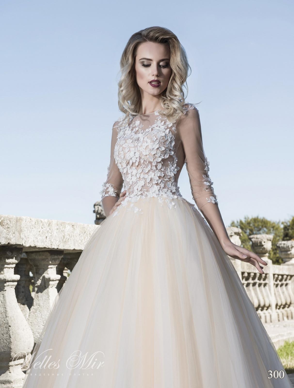 Свадебные платья для светлых девушек