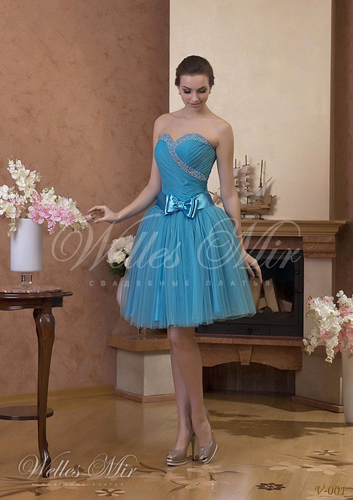 Вечерние платья Вечерние платья - V-001