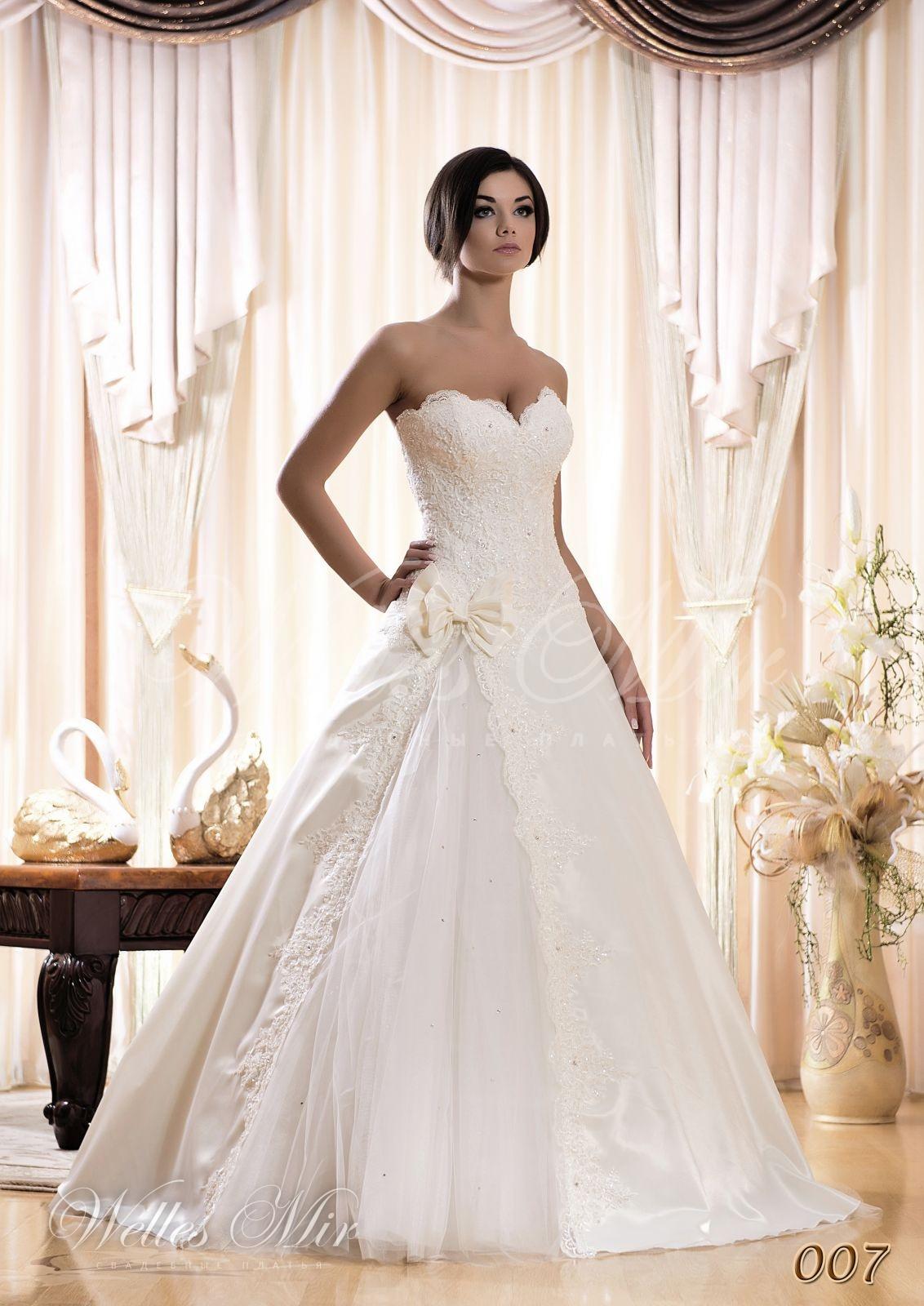 Свадебные платья Romantic Dream - 007