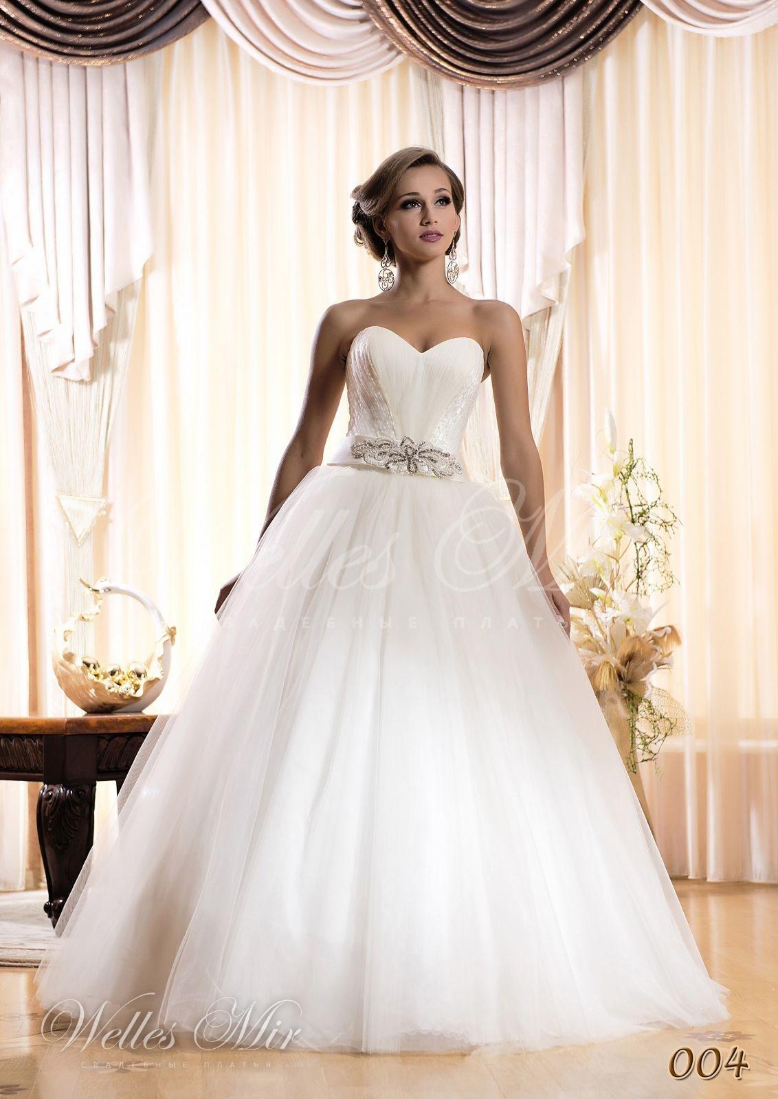 Свадебные платья Romantic Dream - 004