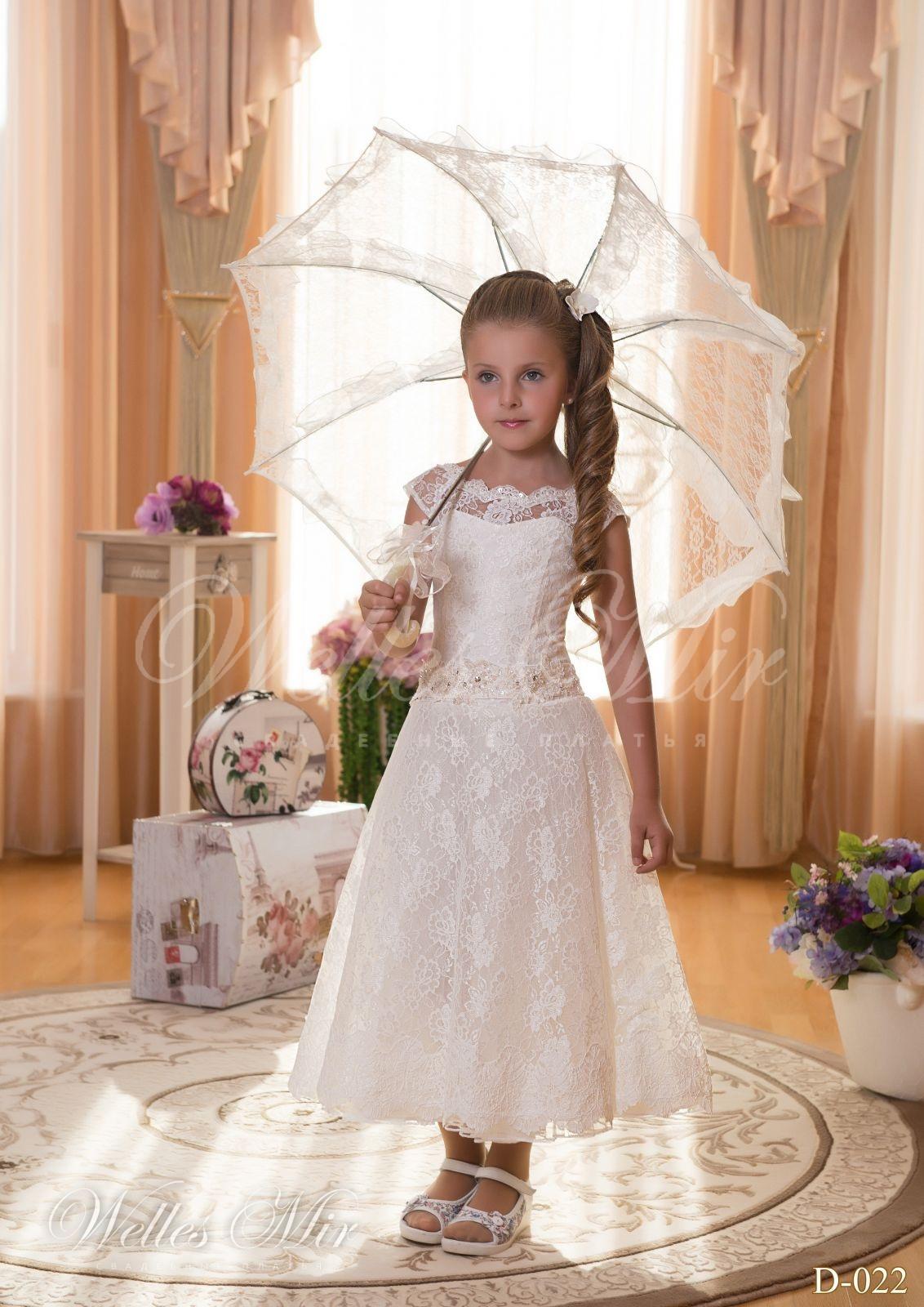 Детские платья Детские платья 2015 - D-022