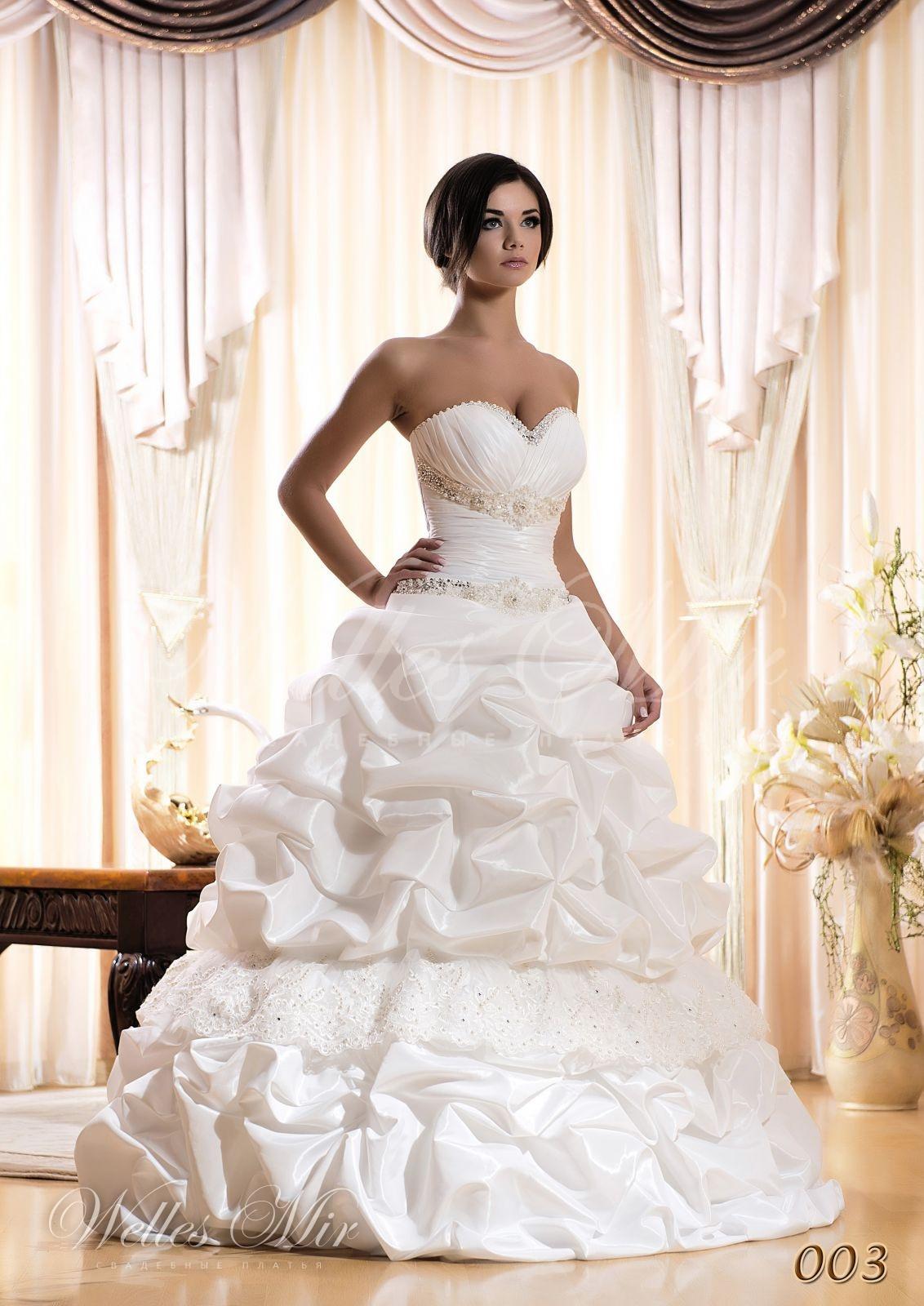 Свадебные платья Romantic Dream - 003