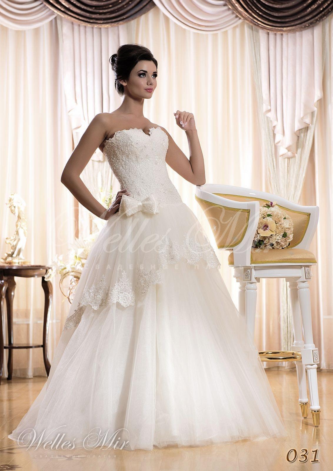 Свадебные платья Romantic Dream - 031
