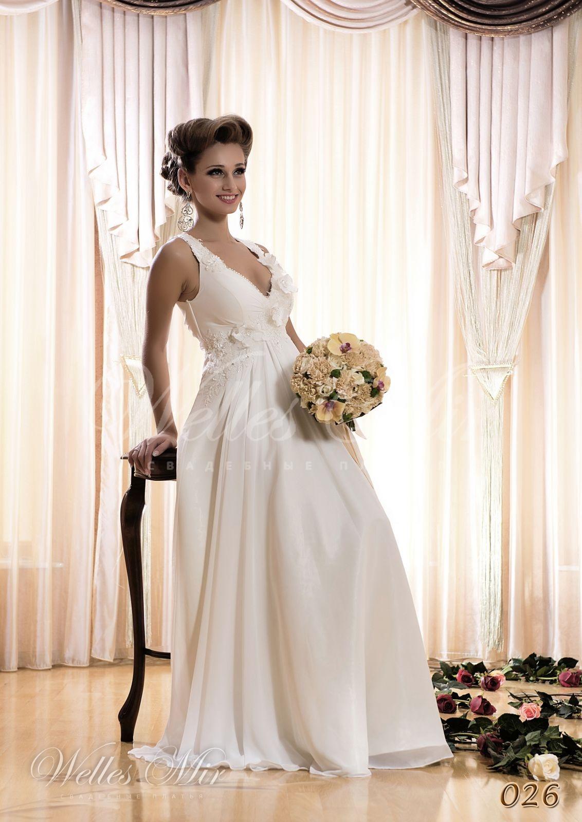 Свадебные платья Romantic Dream - 026
