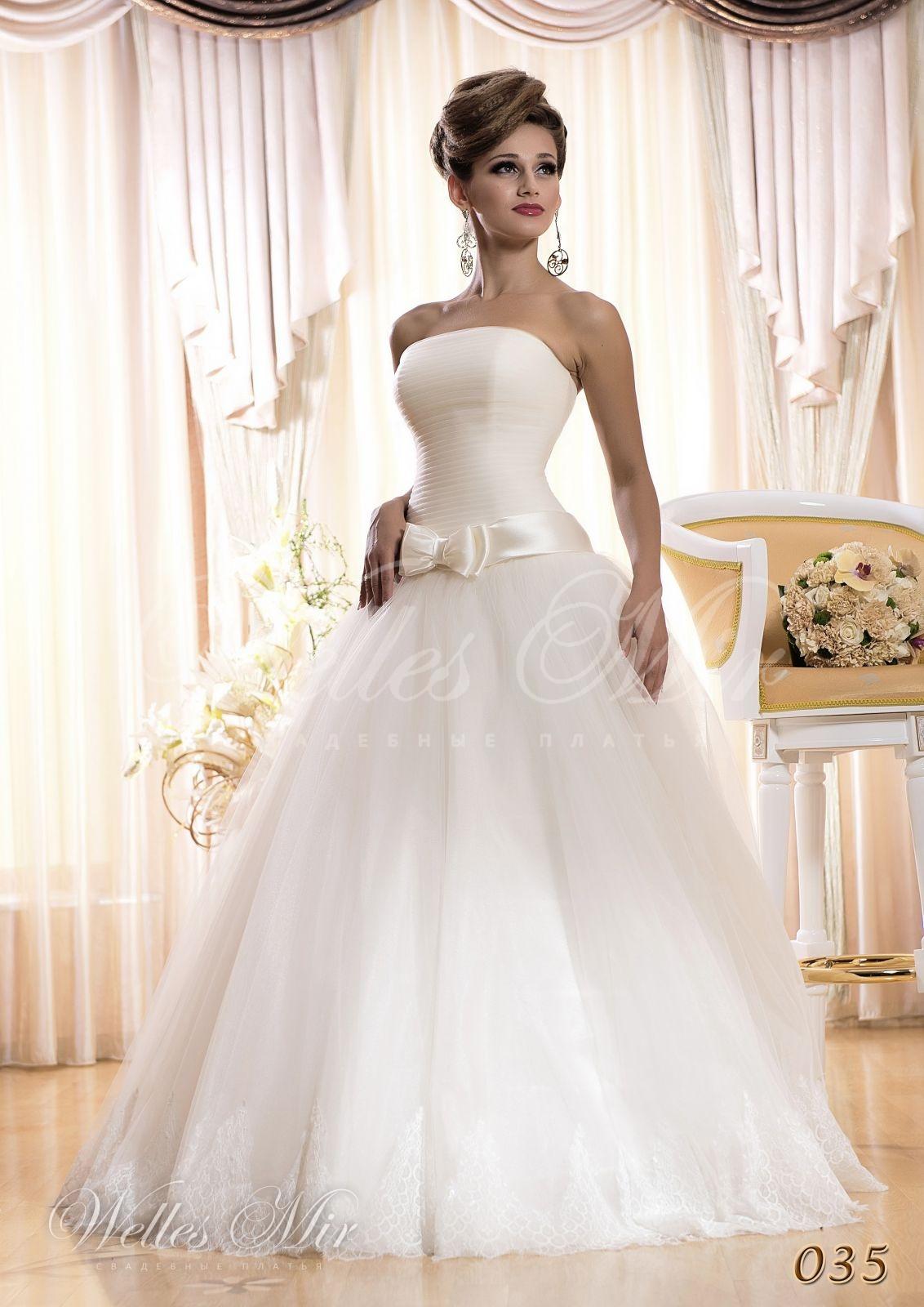 Свадебные платья Romantic Dream - 035