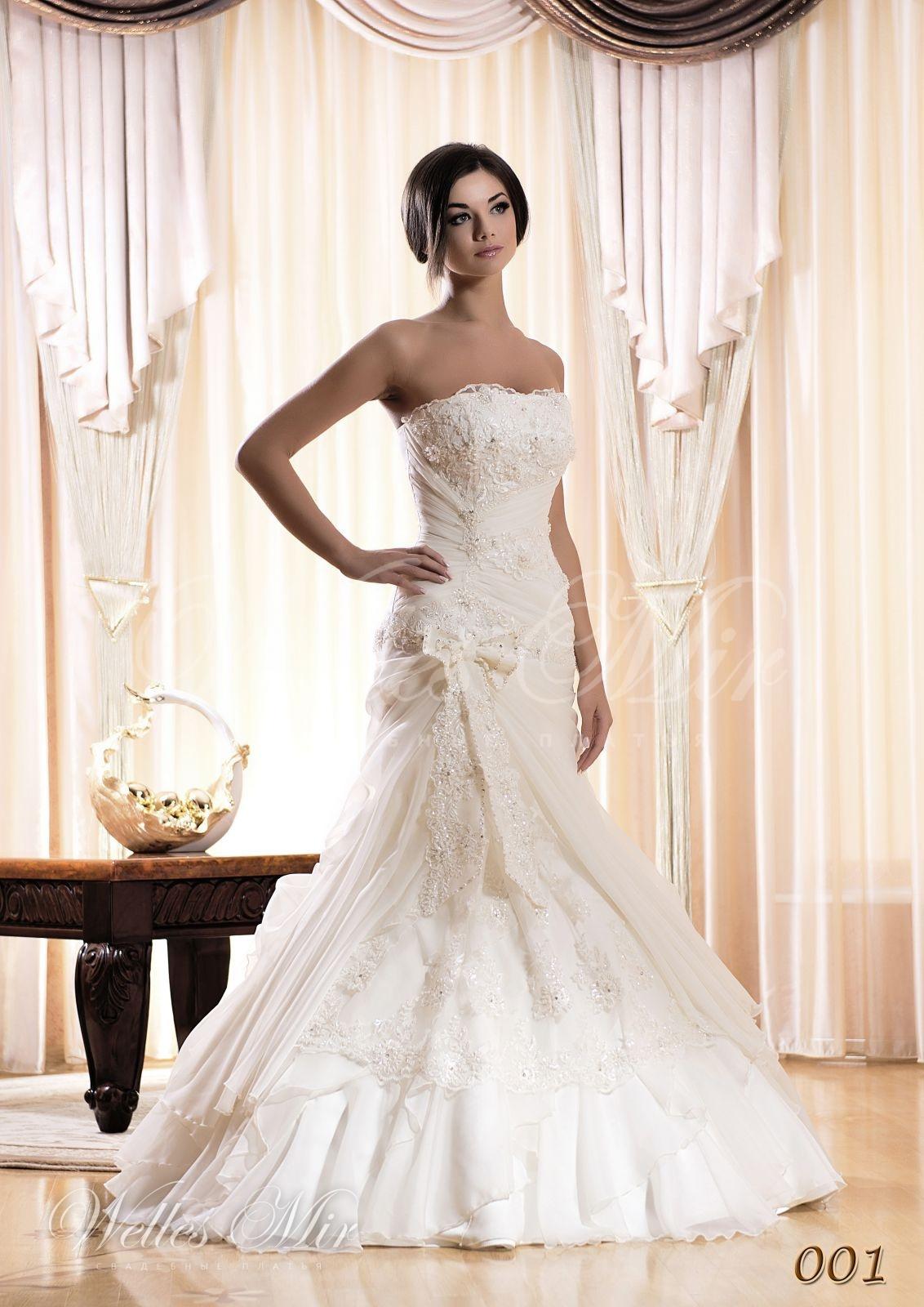 Свадебные платья Свадебные платья 1 - 001