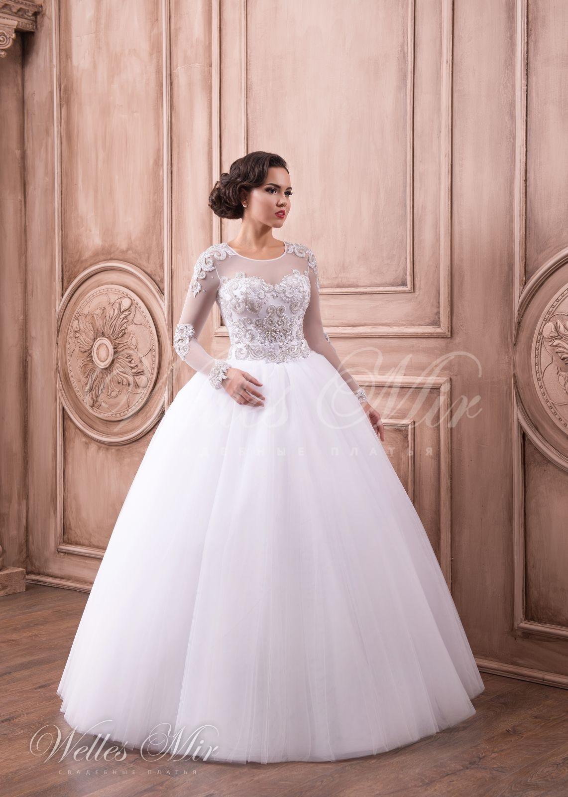 a67787aad56d0f0 Свадебные платья оптом коллекция Gorgeous