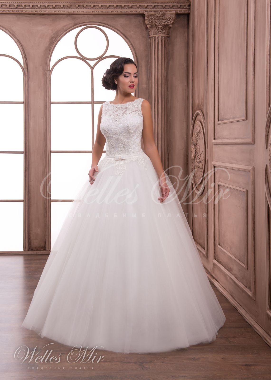 Свадебные платья Gorgeous - 219-VG