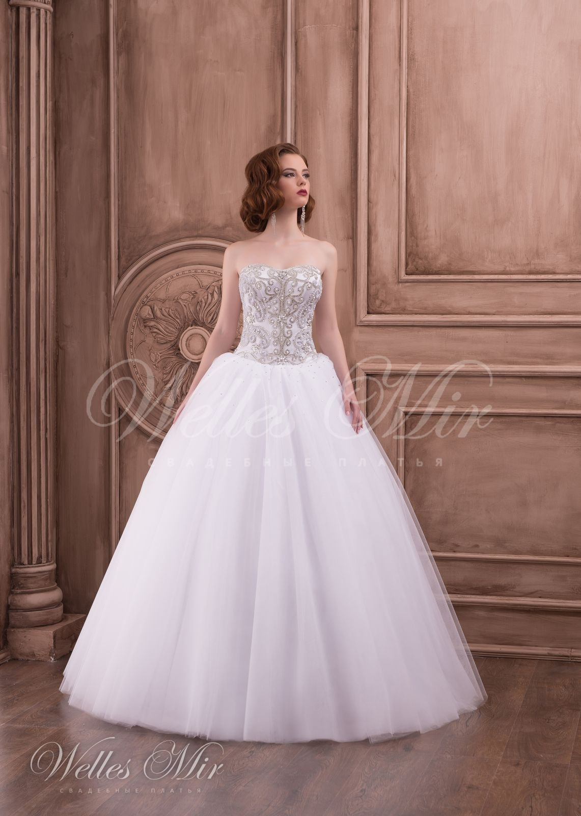 Свадебные платья Gorgeous - 212