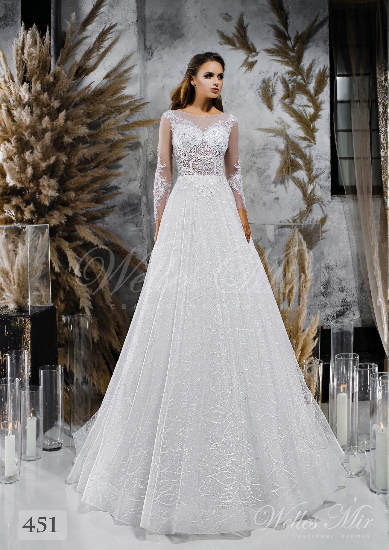 Свадебные платья Unique Perfection 2018 - 451