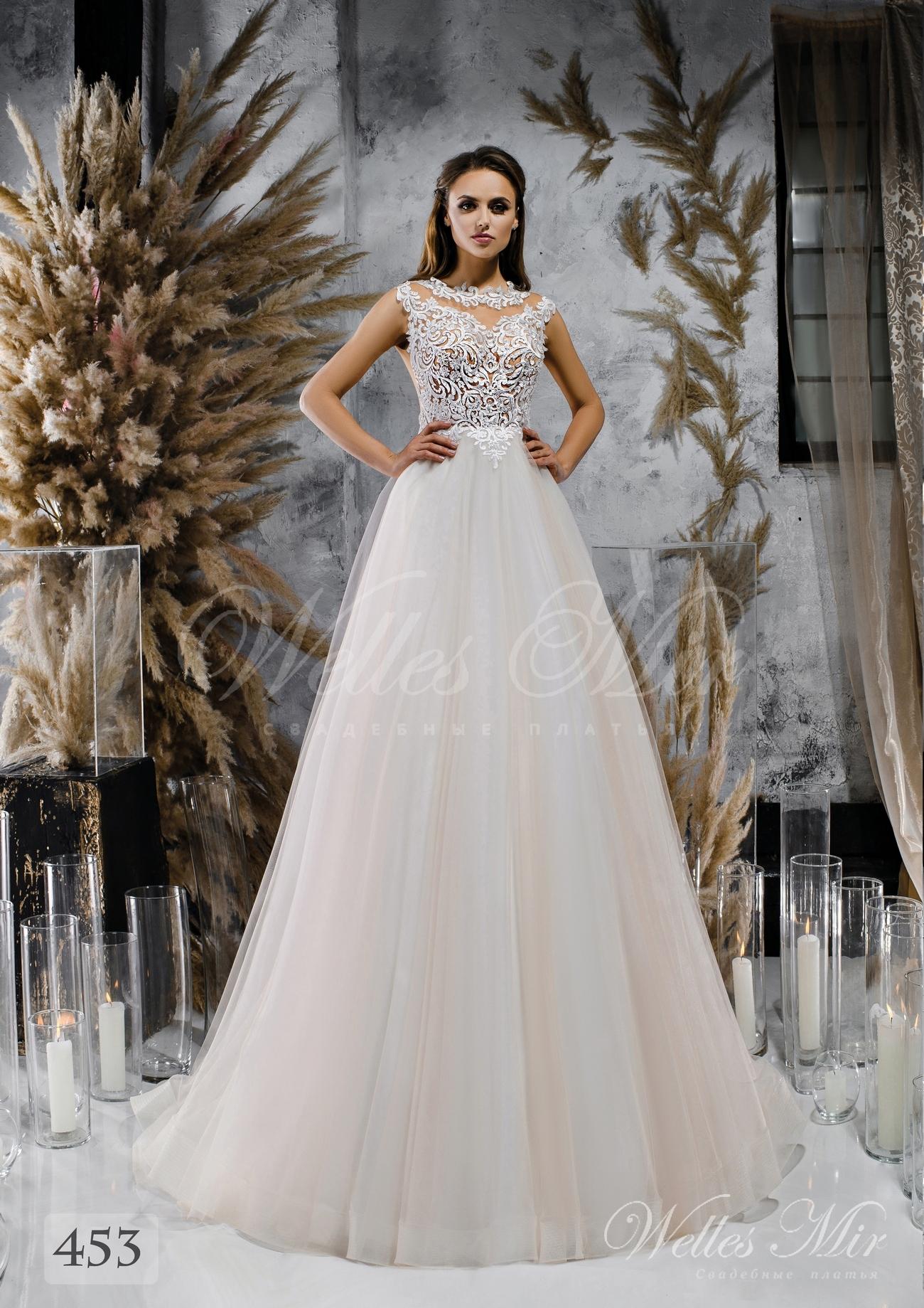 Свадебные платья Unique Perfection 2018 - 453