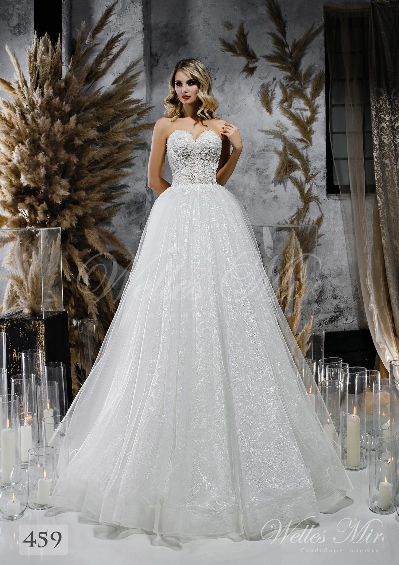 Свадебные платья Unique Perfection 2018 - 459