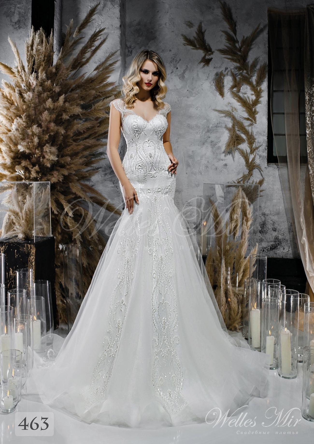Свадебные платья Unique Perfection 2018 - 463