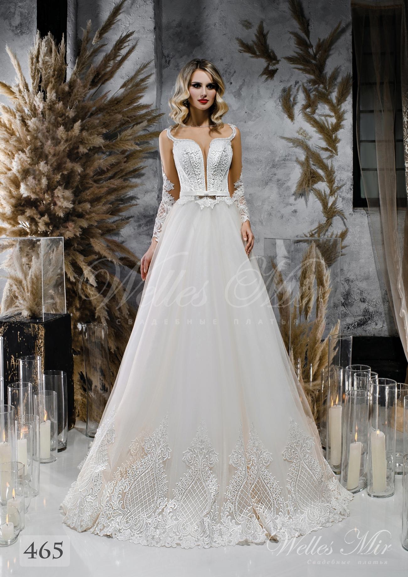 Свадебные платья Unique Perfection 2018 - 465