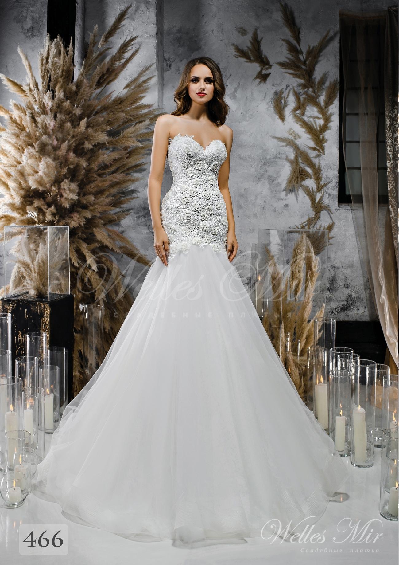 Свадебные платья Unique Perfection 2018 - 466