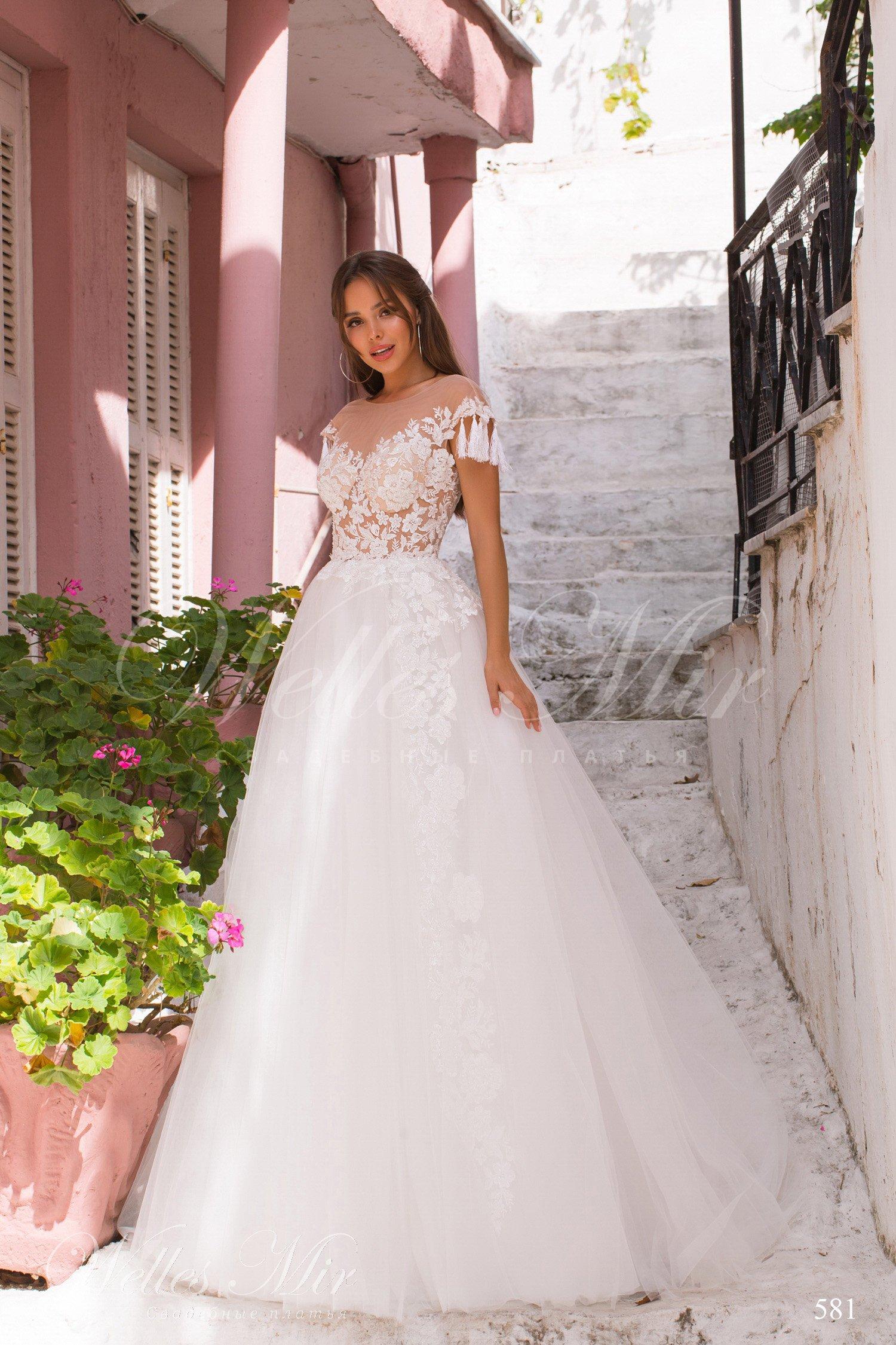 Свадебные платья Limenas Collection - 581