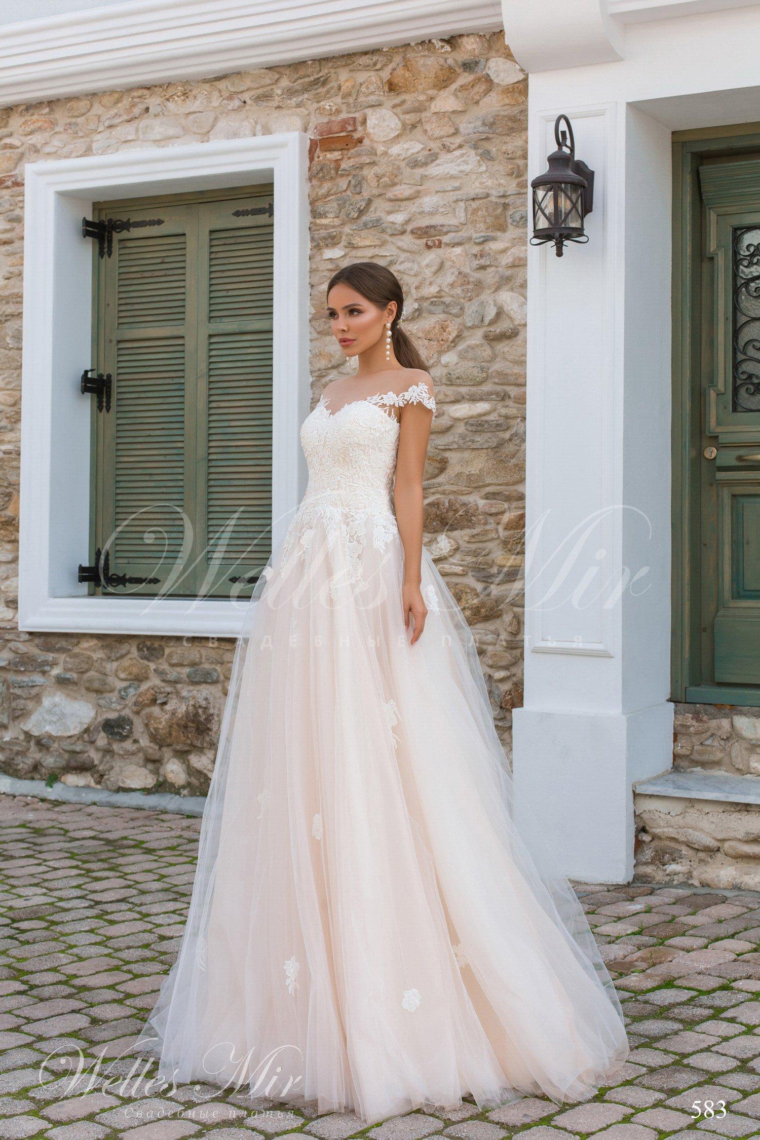 Свадебные платья Limenas Collection - 583