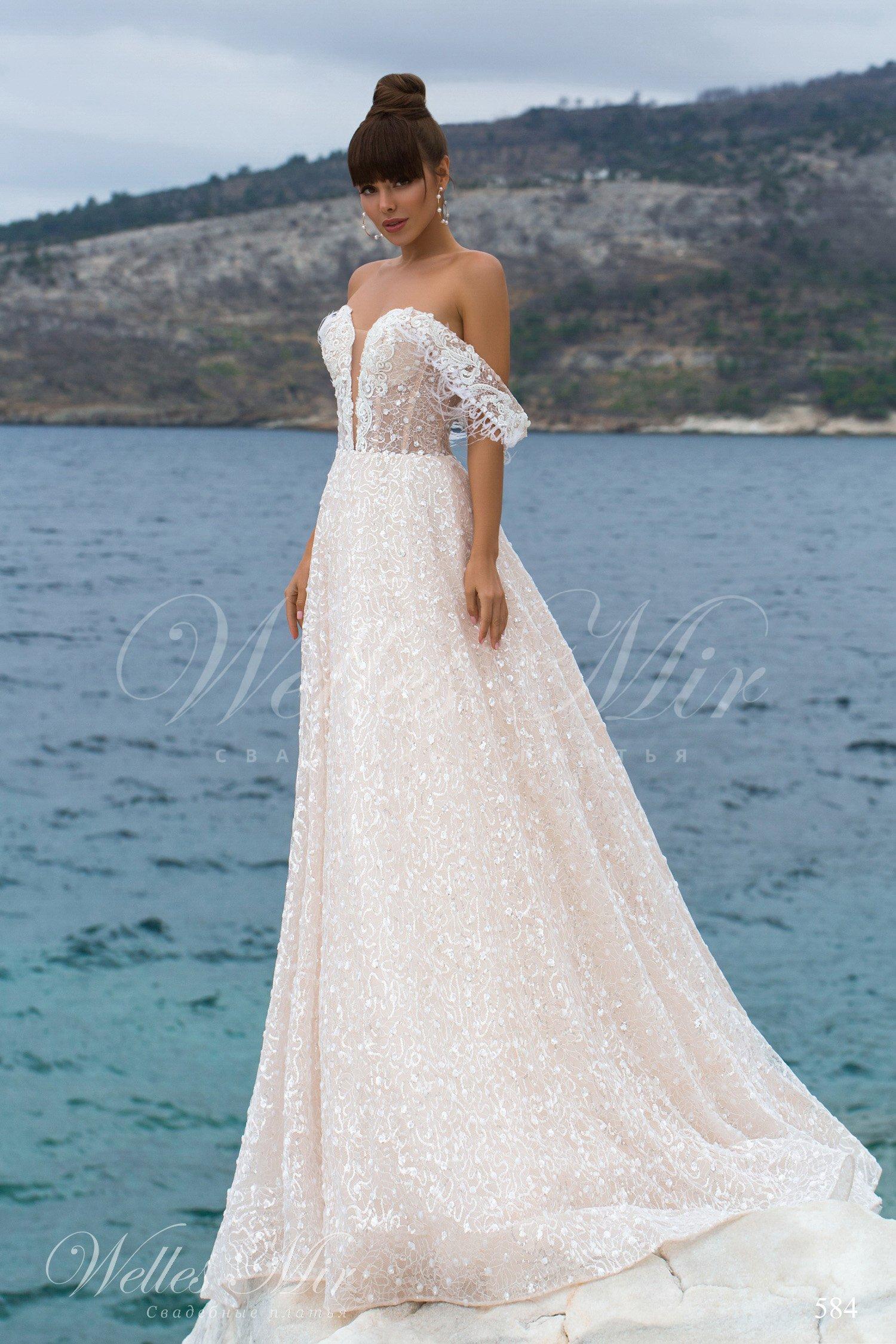 Свадебные платья Limenas Collection - 584