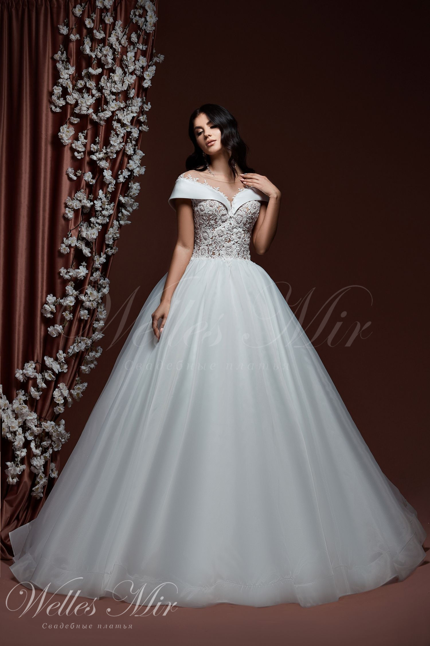 Свадебные платья Shine Collection 2019 - 503