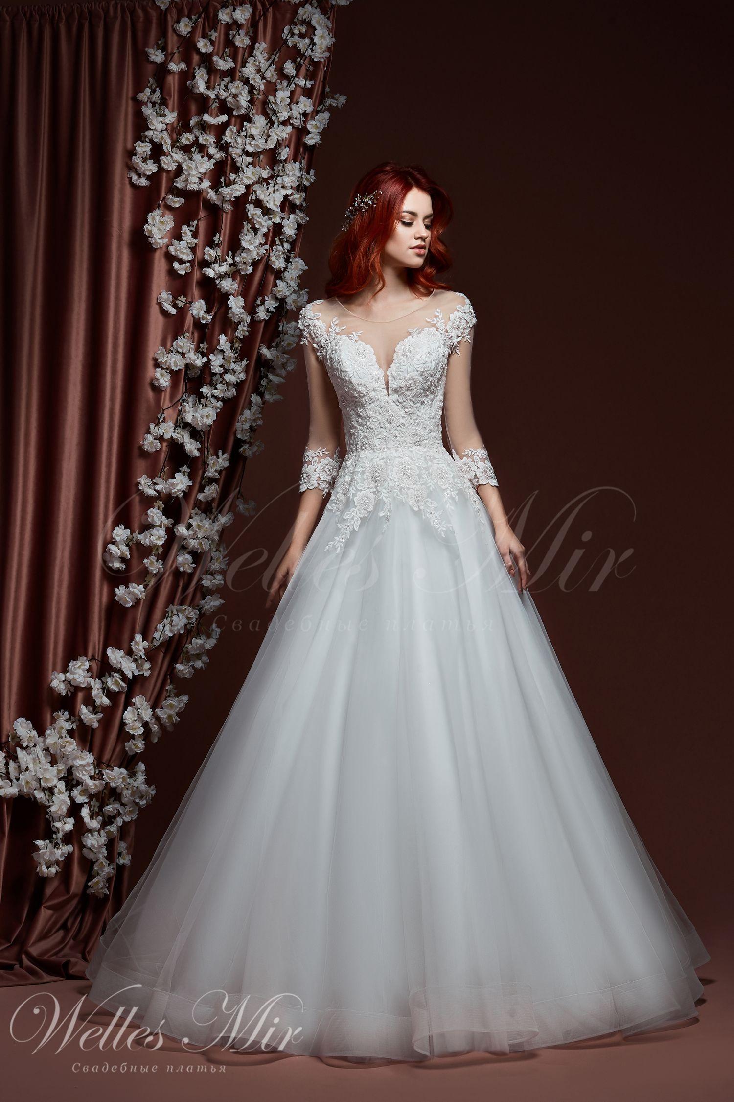 Свадебные платья Shine Collection 2019 - 504