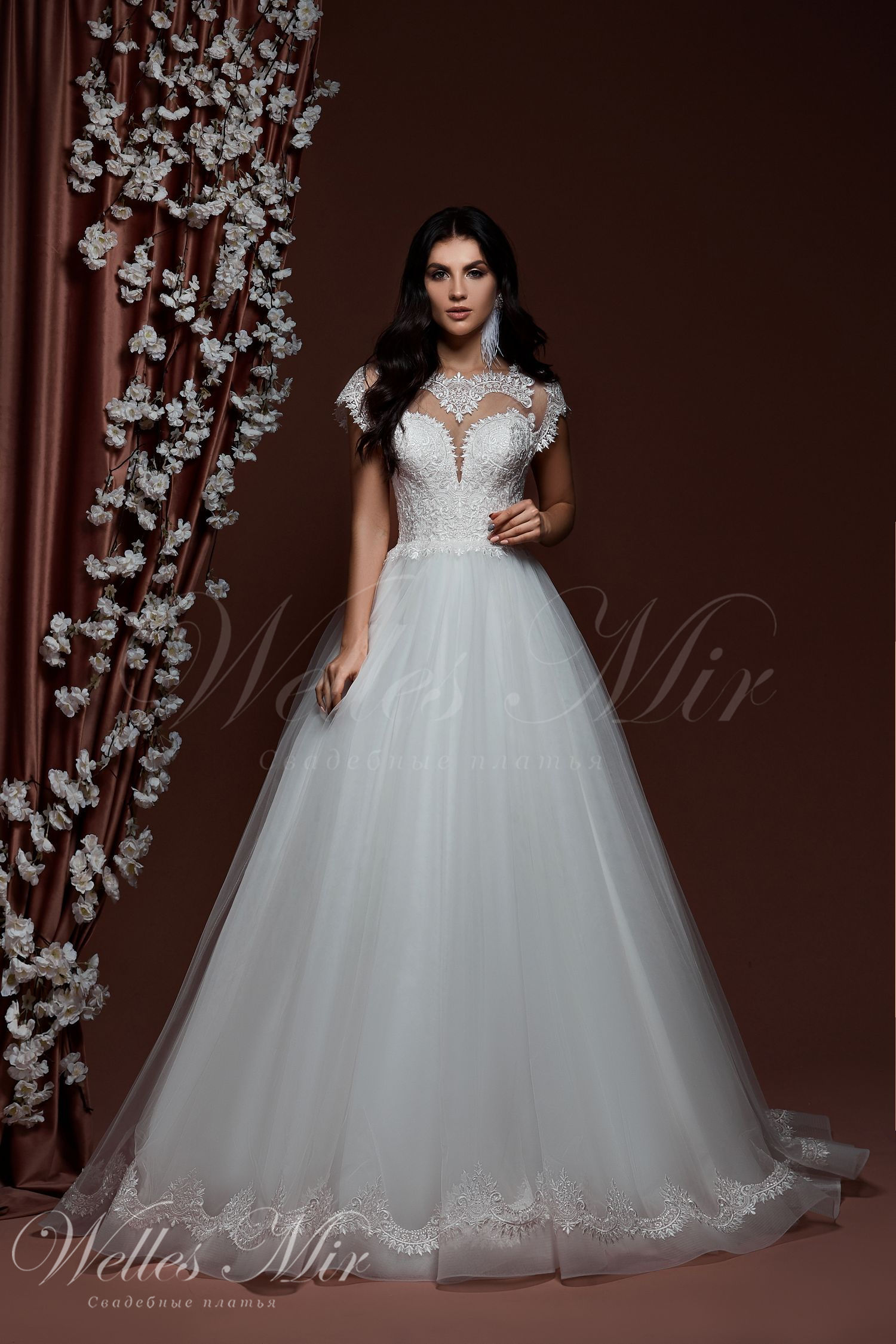 Свадебные платья Shine Collection 2019 - 524
