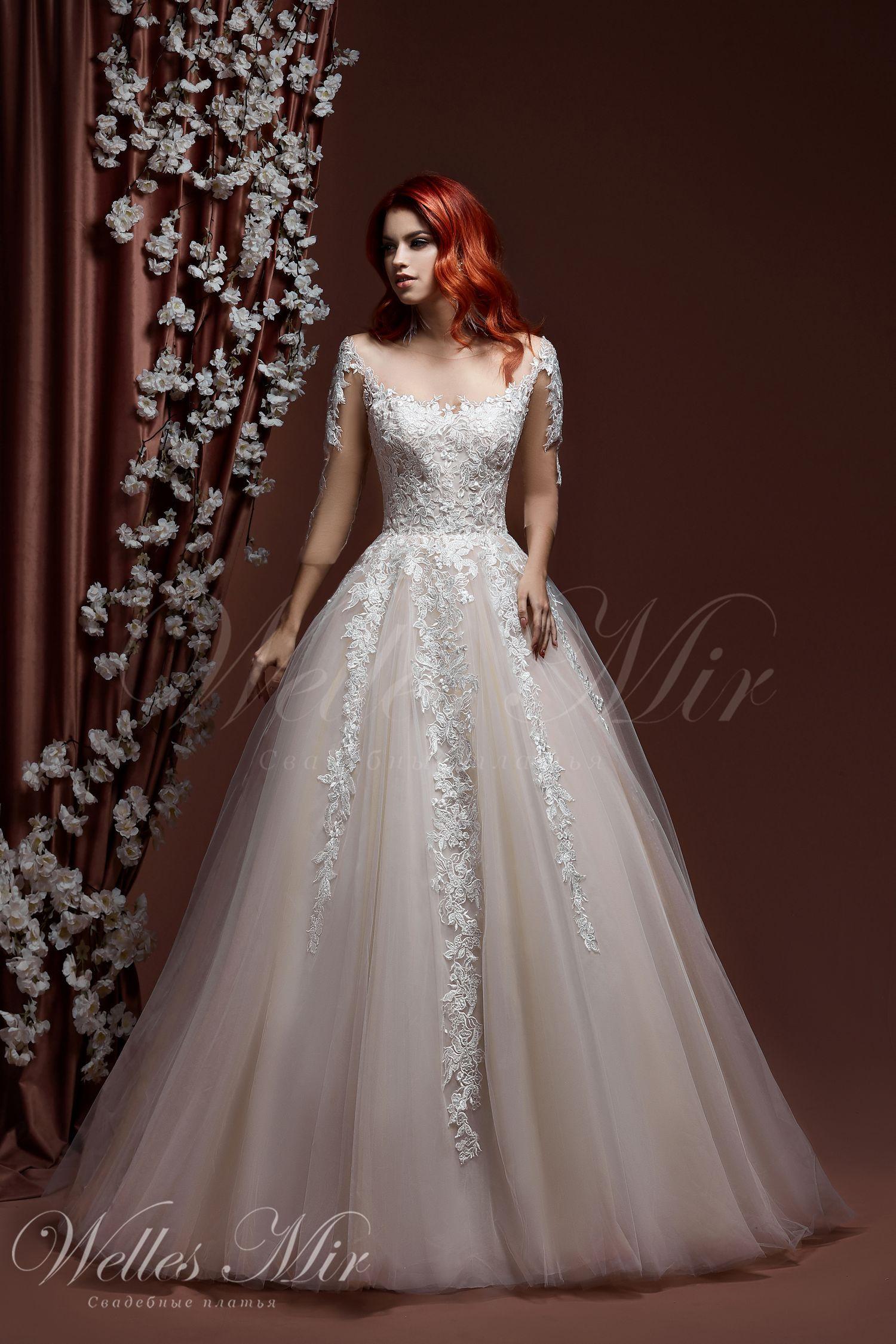 Свадебные платья Shine Collection 2019 - 535