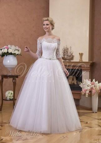 Свадебные платья Gentle Rose 043-1