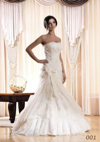 Свадебные платья Romantic Dream 001-1