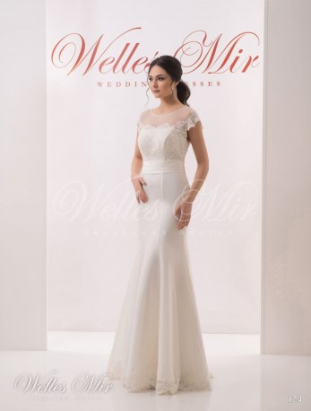 Свадебные платья Soft collection 124-1