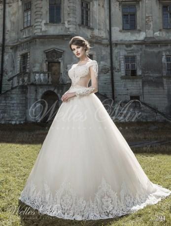 Ball wedding gown-2