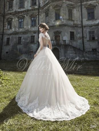 Ball wedding gown-3