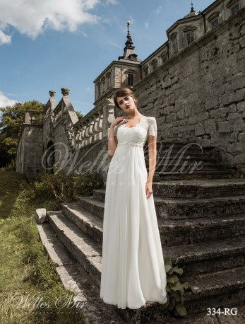 Свадебное платья в греческом стиле-3