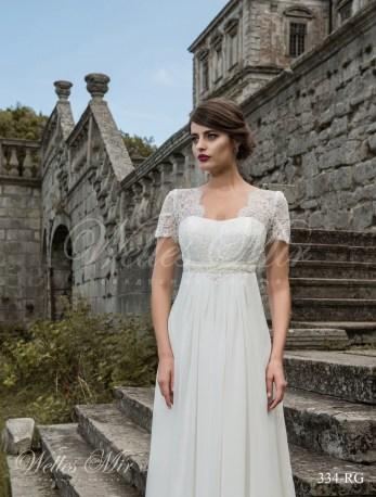 Свадебное платья в греческом стиле-1