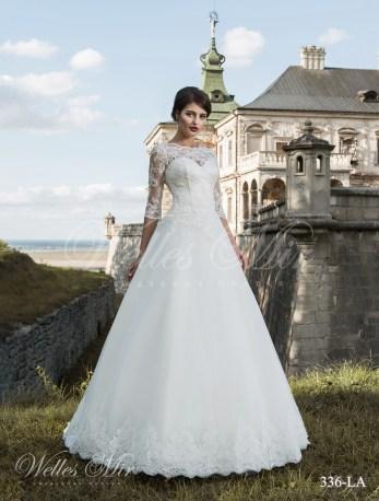Свадебное платье модели «Принцесса»-2