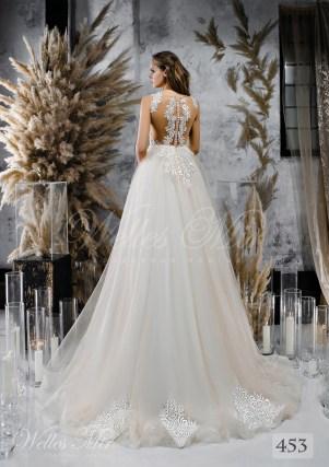 Свадебные платья Unique Perfection 2018 453-2