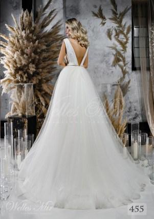 Свадебные платья Unique Perfection 2018 455-2
