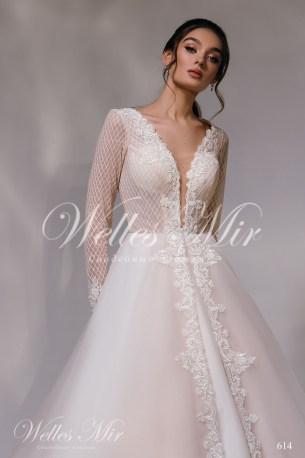 Свадебные платья Nothern Lights 614-2