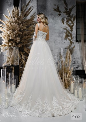 Свадебные платья Unique Perfection 2018 465-2