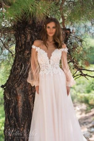 Свадебные платья Limenas Collection 550-2