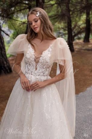 Свадебные платья Limenas Collection 551-2