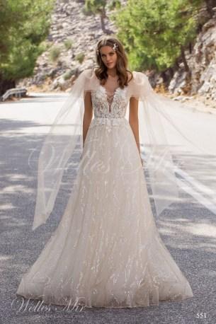 Свадебные платья Limenas Collection 551-1