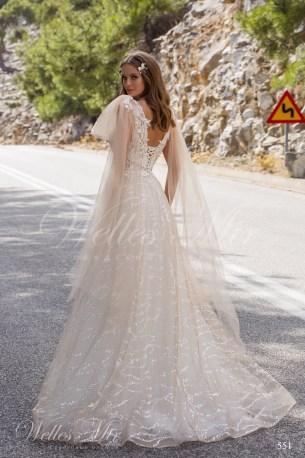 Свадебные платья Limenas Collection 551-3