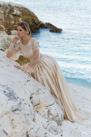 Свадебные платья Limenas Collection 553-2
