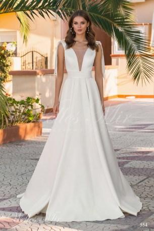 Свадебные платья Limenas Collection 554-1