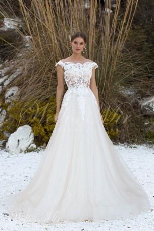 Свадебные платья Limenas Collection 557-1