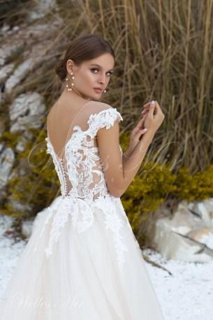 Свадебные платья Limenas Collection 557-3