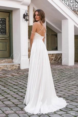 Свадебные платья Limenas Collection 558-3