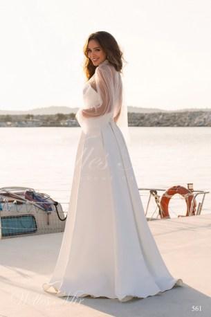Свадебные платья Limenas Collection 561-3