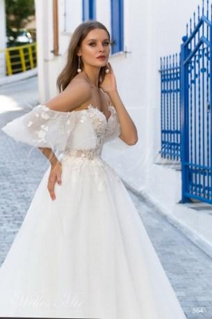 Свадебные платья Limenas Collection 564-2