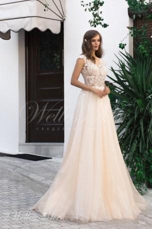 Свадебные платья Limenas Collection 566-1